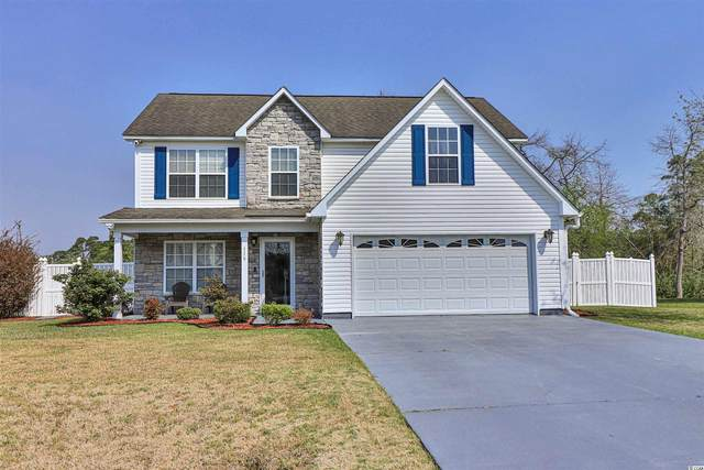 119 Dunbarton Ln., Conway, SC 29526 (MLS #2107877) :: The Litchfield Company