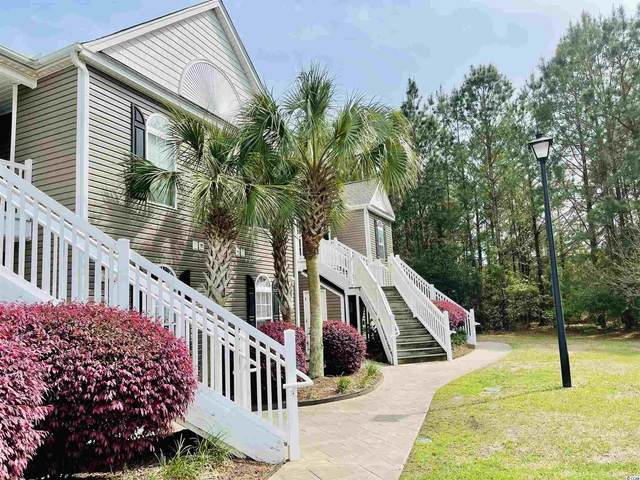 1145 Peace Pipe Pl. 12-201, Myrtle Beach, SC 29577 (MLS #2107881) :: James W. Smith Real Estate Co.