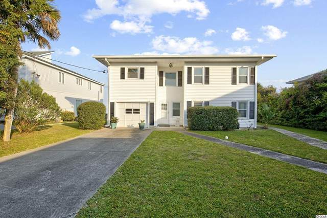 5002 N Ocean Blvd., Myrtle Beach, SC 29572 (MLS #2107897) :: Coldwell Banker Sea Coast Advantage