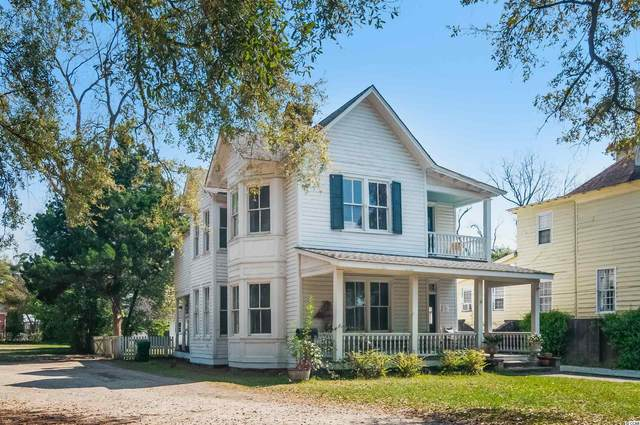 918 Highmarket St., Georgetown, SC 29440 (MLS #2107903) :: Coldwell Banker Sea Coast Advantage