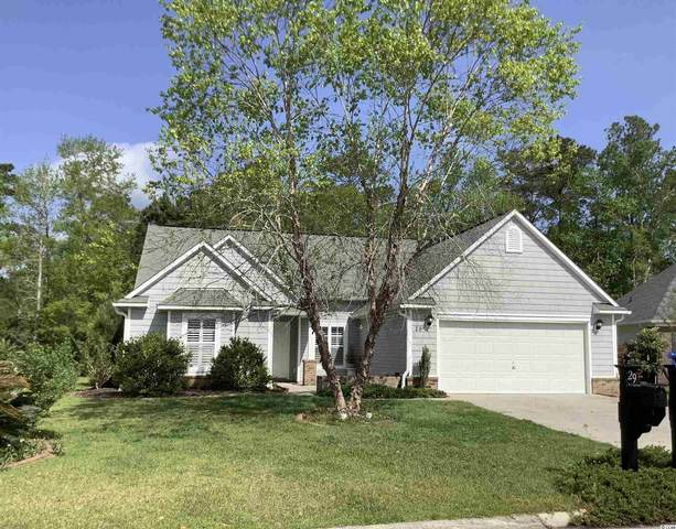 28 Willow Bend Dr., Murrells Inlet, SC 29576 (MLS #2107906) :: Garden City Realty, Inc.