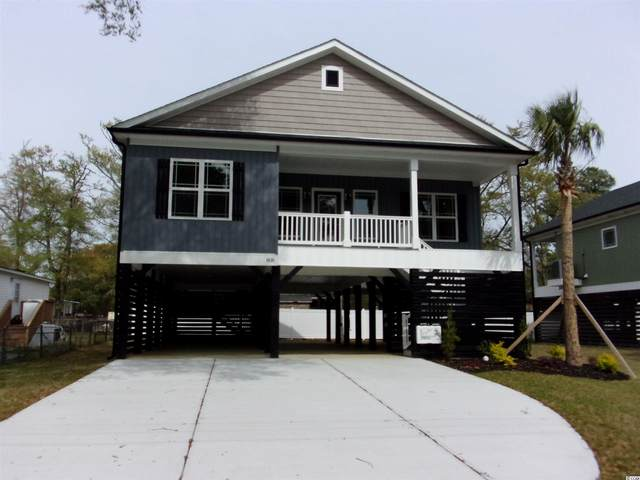 808 Futch St., North Myrtle Beach, SC 29582 (MLS #2107909) :: Coldwell Banker Sea Coast Advantage