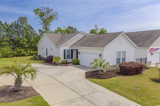 1521 A Palmina Loop 1521-A, Myrtle Beach, SC 29588 (MLS #2107912) :: James W. Smith Real Estate Co.