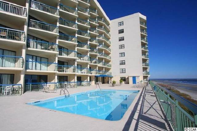 2500 North Ocean Blvd. #908, North Myrtle Beach, SC 29582 (MLS #2107918) :: Jerry Pinkas Real Estate Experts, Inc