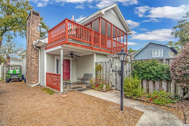 504 C Rosemary Ln., North Myrtle Beach, SC 29582 (MLS #2107925) :: Jerry Pinkas Real Estate Experts, Inc