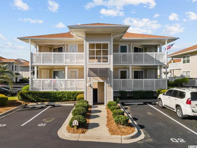 300 Shorehaven Dr. Q-2, North Myrtle Beach, SC 29582 (MLS #2107928) :: Jerry Pinkas Real Estate Experts, Inc