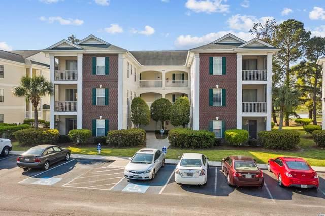 476 River Oaks Dr. 64-A, Myrtle Beach, SC 29579 (MLS #2107929) :: Leonard, Call at Kingston