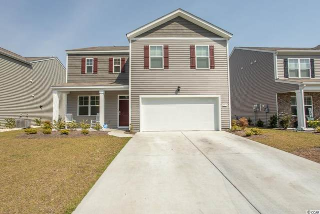 993 Laurens Mill Dr., Myrtle Beach, SC 29579 (MLS #2107932) :: The Litchfield Company