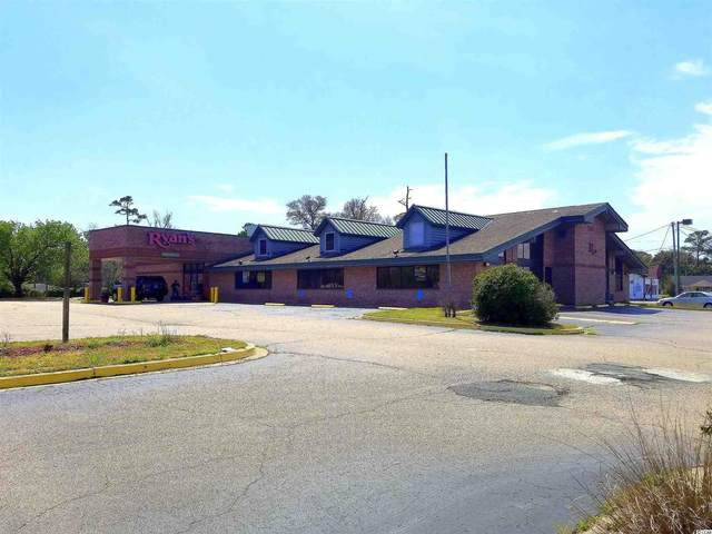 3607 Highway 17 South, North Myrtle Beach, SC 29582 (MLS #2107935) :: The Lachicotte Company