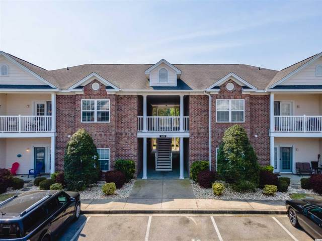 2073 Silvercrest Dr. 4F, Myrtle Beach, SC 29579 (MLS #2107939) :: Jerry Pinkas Real Estate Experts, Inc