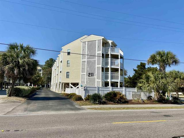211 N Hillside Dr. #302, North Myrtle Beach, SC 29582 (MLS #2107948) :: Armand R Roux | Real Estate Buy The Coast LLC