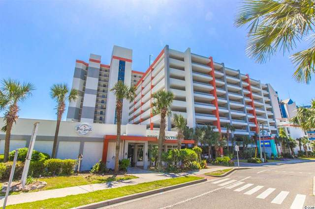 7200 N Ocean Blvd. #124, Myrtle Beach, SC 29572 (MLS #2107980) :: Garden City Realty, Inc.