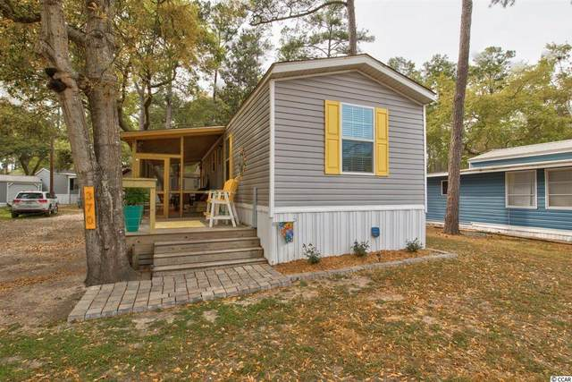 370 West Canal St., Murrells Inlet, SC 29576 (MLS #2107983) :: Surfside Realty Company