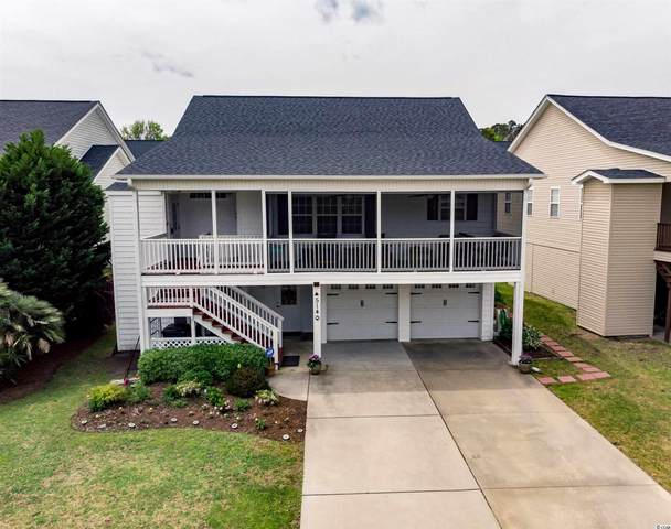 514 Bay Drive Ext., Garden City Beach, SC 29576 (MLS #2107985) :: Surfside Realty Company