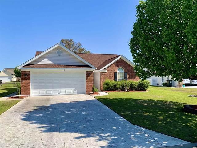 912 Don Donald Ct., Myrtle Beach, SC 29588 (MLS #2107994) :: Armand R Roux | Real Estate Buy The Coast LLC