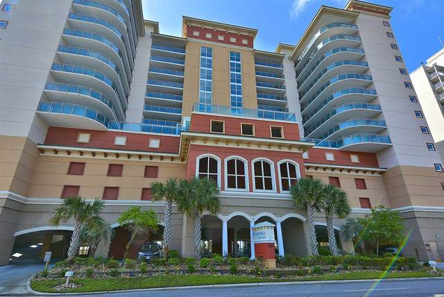 1321 S Ocean Blvd. #904, North Myrtle Beach, SC 29582 (MLS #2107995) :: Dunes Realty Sales