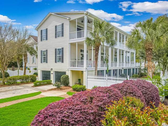 260 Berry Tree Dr., Pawleys Island, SC 29585 (MLS #2108000) :: Coastal Tides Realty