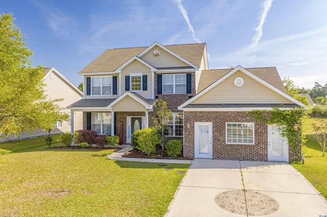 165 Zinnia Dr., Myrtle Beach, SC 29579 (MLS #2108002) :: Jerry Pinkas Real Estate Experts, Inc