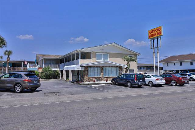5409 N Ocean Blvd. #203, North Myrtle Beach, SC 29582 (MLS #2108009) :: Team Amanda & Co