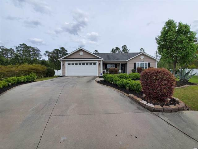 1000 Dunraven Ct., Conway, SC 29527 (MLS #2108015) :: Surfside Realty Company