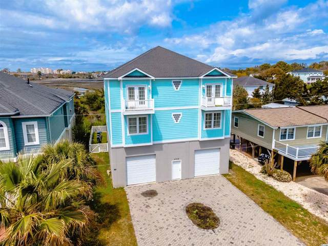 4708 Woodland St., North Myrtle Beach, SC 29582 (MLS #2108020) :: Surfside Realty Company