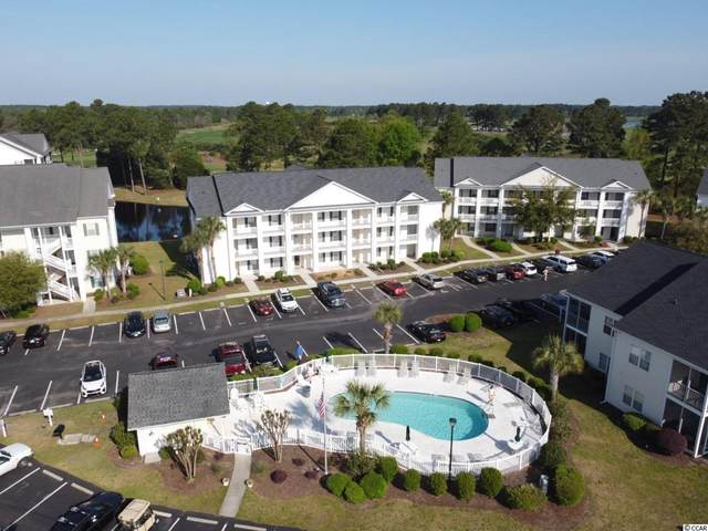 5060 Windsor Green Way #203, Myrtle Beach, SC 29579 (MLS #2108026) :: James W. Smith Real Estate Co.