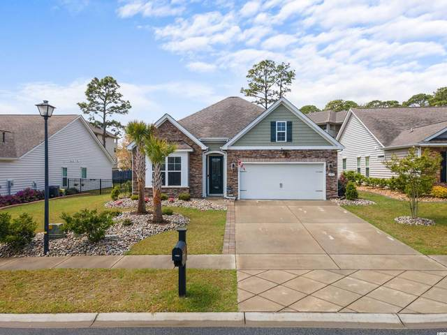 901 Bronwyn Circle, North Myrtle Beach, SC 29582 (MLS #2108028) :: Garden City Realty, Inc.