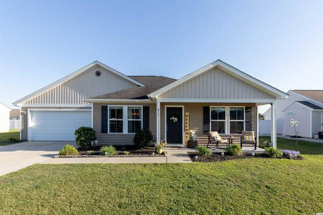 817 Benchmade Rd., Conway, SC 29527 (MLS #2108031) :: The Hoffman Group