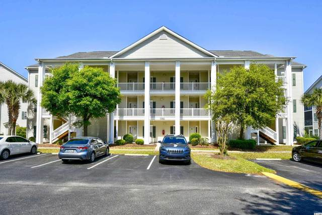 5070 Windsor Green Way #302, Myrtle Beach, SC 29579 (MLS #2108044) :: James W. Smith Real Estate Co.