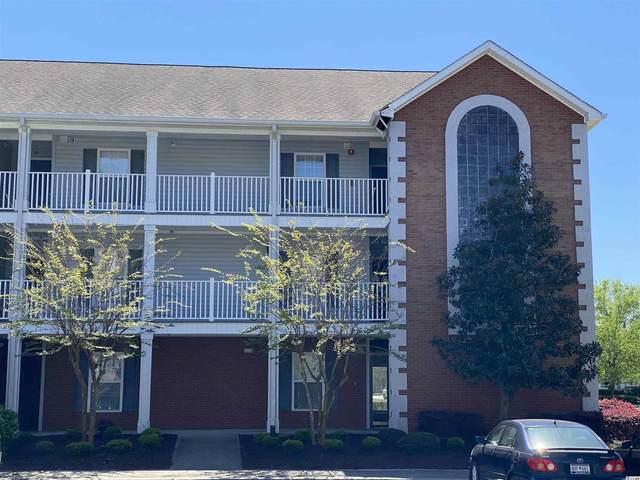 4853 Meadowsweet Dr. #1804, Myrtle Beach, SC 29579 (MLS #2108049) :: Duncan Group Properties