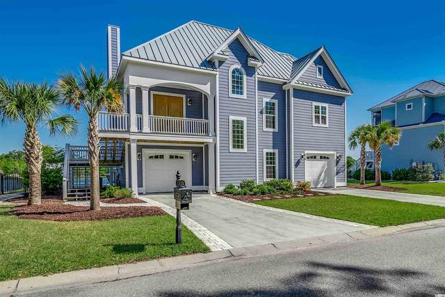 264 Eagle Pass Dr., Murrells Inlet, SC 29576 (MLS #2108051) :: Jerry Pinkas Real Estate Experts, Inc
