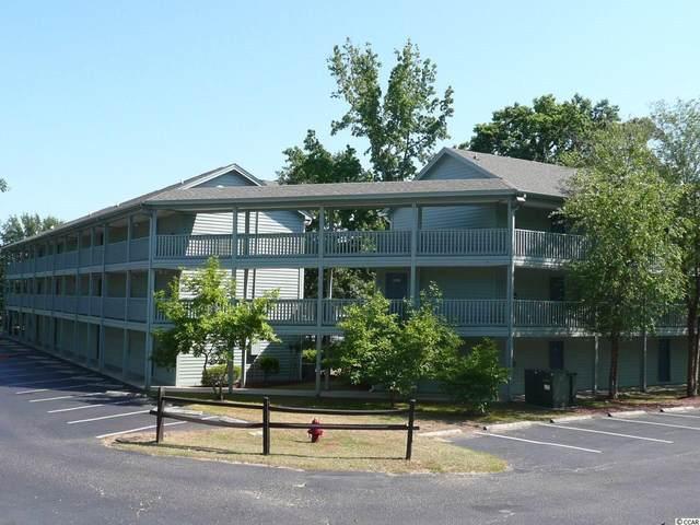5905 S Kings Hwy. 6215 D, Myrtle Beach, SC 29575 (MLS #2108054) :: Armand R Roux | Real Estate Buy The Coast LLC