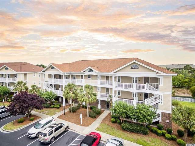 5801 Oyster Catcher Dr. #213, North Myrtle Beach, SC 29582 (MLS #2108081) :: The Hoffman Group