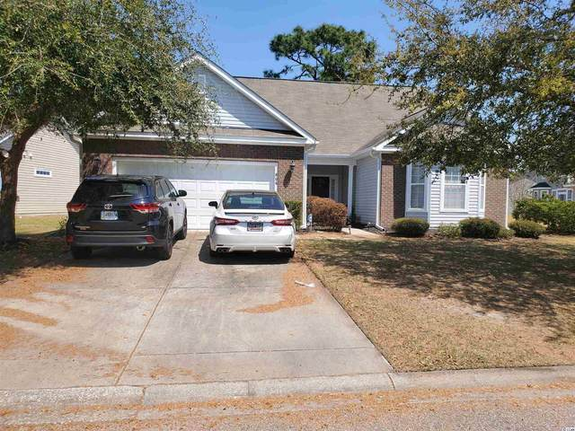 806 Indianola Ct., Myrtle Beach, SC 29579 (MLS #2108084) :: Leonard, Call at Kingston