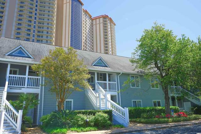 709 Appleby Way 7-G, Myrtle Beach, SC 29572 (MLS #2108099) :: Dunes Realty Sales