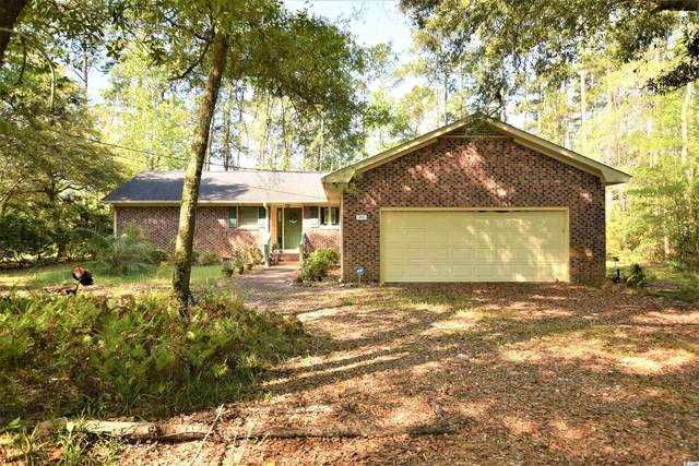 44 Hill Dr., Pawleys Island, SC 29585 (MLS #2108106) :: The Hoffman Group