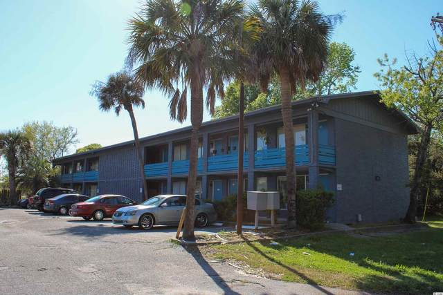 501 28th Ave. N, Myrtle Beach, SC 29577 (MLS #2108111) :: The Hoffman Group