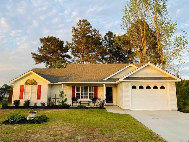 897 Castlewood Dr., Conway, SC 29526 (MLS #2108119) :: Team Amanda & Co