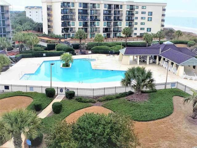 741 Retreat Beach Circle 4-A, Litchfield, SC 29585 (MLS #2108120) :: Sloan Realty Group