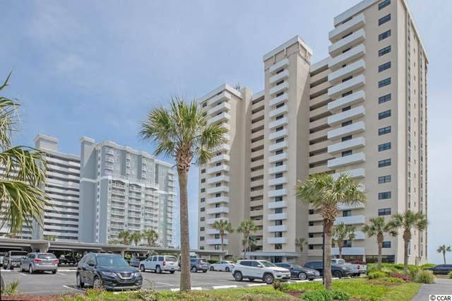10200 Beach Club Dr. 16-C, Myrtle Beach, SC 29572 (MLS #2108132) :: Team Amanda & Co
