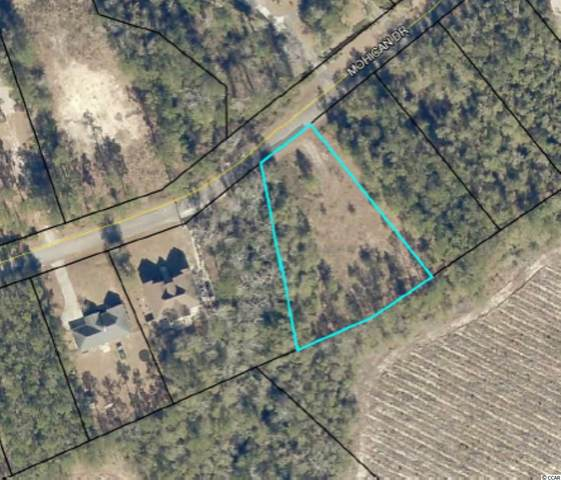 229 Mohican Dr., Georgetown, SC 29440 (MLS #2108140) :: Coastal Tides Realty