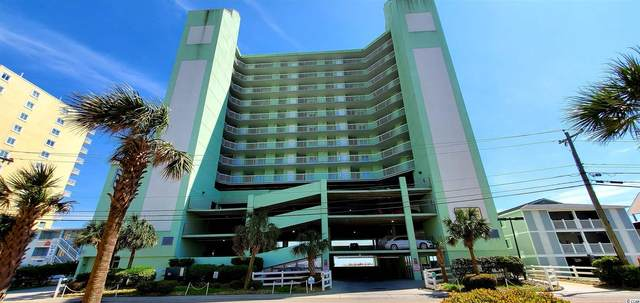 5310 N Ocean Blvd. 8E, North Myrtle Beach, SC 29582 (MLS #2108144) :: Surfside Realty Company