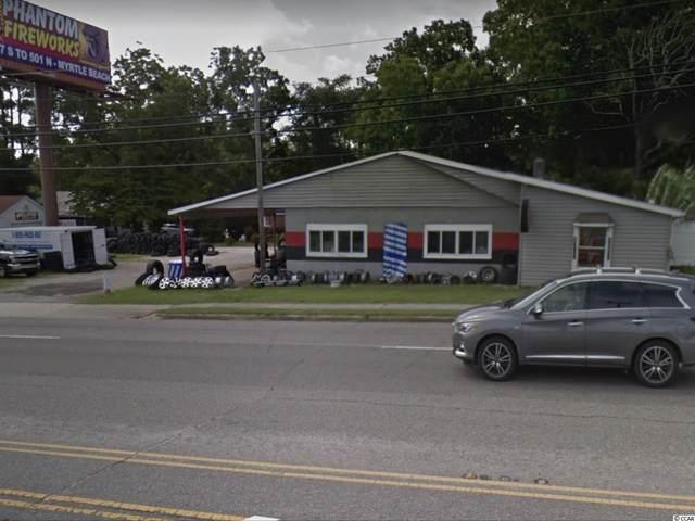 1465 Highway 17 North, Little River, SC 29566 (MLS #2108161) :: BRG Real Estate