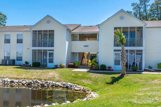 8885 Grove Park Dr. F, Surfside Beach, SC 29575 (MLS #2108168) :: Sloan Realty Group