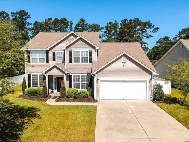 136 Zinnia Dr., Myrtle Beach, SC 29579 (MLS #2108169) :: Jerry Pinkas Real Estate Experts, Inc