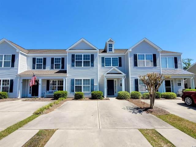 1246 Harvester Circle #1246, Myrtle Beach, SC 29579 (MLS #2108186) :: Surfside Realty Company