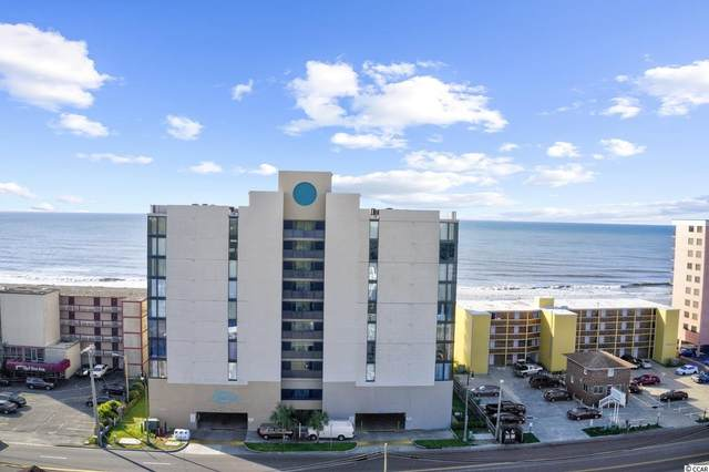 1425 S Ocean Blvd. 5D, North Myrtle Beach, SC 29582 (MLS #2108187) :: Surfside Realty Company