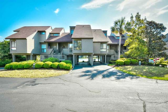 52 Lakeview Circle #98, Pawleys Island, SC 29585 (MLS #2108206) :: James W. Smith Real Estate Co.