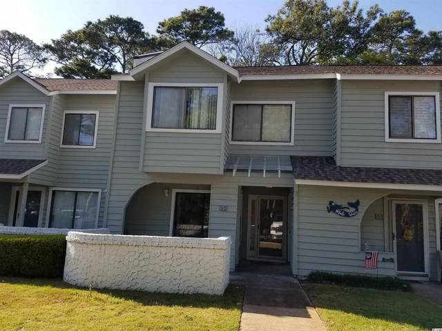 90 Shadow Moss Pl. #90, North Myrtle Beach, SC 29582 (MLS #2108225) :: Jerry Pinkas Real Estate Experts, Inc
