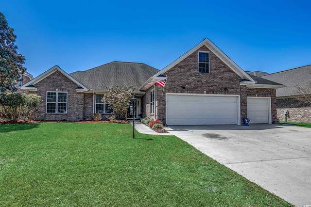 2404 Covington Dr., Myrtle Beach, SC 29579 (MLS #2108229) :: Sloan Realty Group